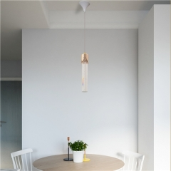 【吊灯】威旺A7382  现代简约复式别墅酒店餐厅吧台水晶吊灯(Ⅴ)