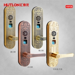 【指纹密码锁】汇泰龙指纹密码锁(房门)HZ-69106(Ⅱ)