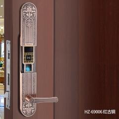 【指纹密码锁】汇泰龙指纹密码锁HZ-69006(Ⅱ)