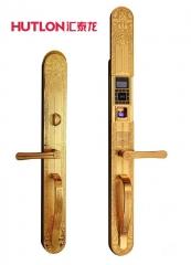 【指纹锁】汇泰龙豪华古典指纹锁HZ-69206(Ⅱ)