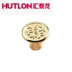 【古典铜家具拉手】汇泰龙黄铜古典铜家具拉手,HI-7851(Ⅱ)