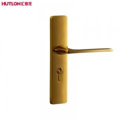 【房门锁】汇泰龙尊享铜房门锁HD-68015(Ⅱ)