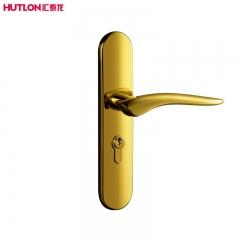 【房门锁】汇泰龙尊享铜房门锁HD-68025(Ⅱ)