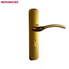 【房门锁】汇泰龙尊享铜房门锁HD-68035(Ⅱ)