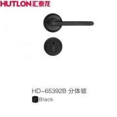 【房门锁】汇泰龙黑古铜房门锁HD-65392B(Ⅱ)