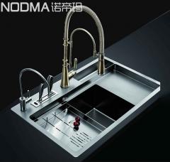 【手工纳米水槽系列】诺帝玛水槽NM623H,800*500*230(Ⅰ)
