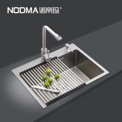 【手工纳米水槽系列】诺帝玛水槽NM535H,600*450*220(Ⅰ)