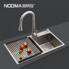 【手工纳米水槽系列】诺帝玛水槽NM549H,780*420*220(Ⅰ)