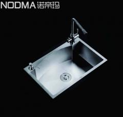 【手工槽加厚面板系列】诺帝玛水槽NU581,,680*450*220(Ⅰ)