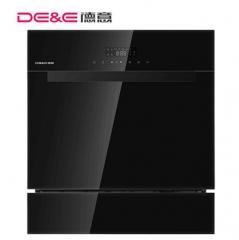 【洗碗机】德意3D高压喷淋超净系列洗碗机WQP8-610D (DS5615),595*650*500