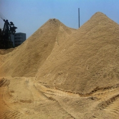 【黄沙】天然河沙粗砂细砂装修用黄沙