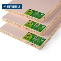 【生态免漆板】莫干山OSB生态免漆板E0级,衣柜木工板,1220*2440*17mm(X)