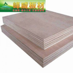 【多层生态板】峰威板材 杨桉多层生态板,1220*2440mm(X)