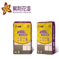 【紫荆花】超易贴I型瓷砖胶D62V2,20KG/袋(Ⅲ)