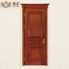 【木门】居友黄杨原木门,MM-023(Ⅰ)