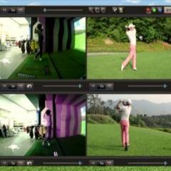 【3D高清鹰眼系统】爱上体育3D高清鹰眼系统CosmosGOlf高尔夫领导者
