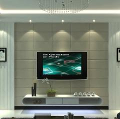 【欣宜硬包】欣宜方形菱形异形客厅卧室沙发电视床头隐形门硬包背景墙 (Ⅰ)