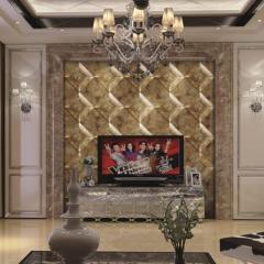 【瓷砖背景墙】欧卡登电视沙发艺术组合背景墙 雅典娜(Ⅲ)