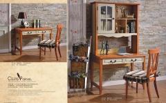 【书房家具】生态家板木3DMY 书柜SG205#、椅SY03#、书台ST205#(Ⅲ)