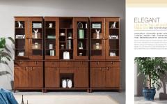 【书房家具】生态家板木结合ALB二门书柜68-S21#、三门书柜68-S22(Ⅲ)