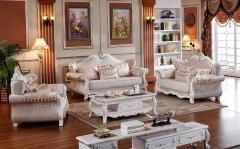 【客厅家具】生态家SDS 欧式现代 客厅沙发1010-2#(Ⅲ)