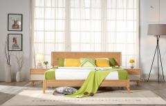 【卧室家具】生态家JJJ床BW1002#、床头柜BW-2001#(Ⅲ)