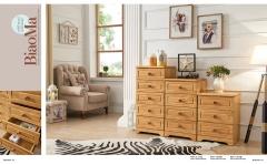 【儿童家具】生态家3DMY橡木斗柜W801# (Ⅲ)