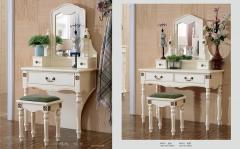 【卧室家具】生态家FD妆台妆凳8601#、妆台8602#(Ⅲ)