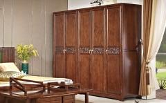 【卧室家具】生态家红檀ZH两门衣柜、三门衣柜、组合衣柜YG-605(Ⅲ)